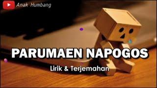 Download PARUMAEN NAPOGOS   JALOMA INANG PARUMAENMON    Music Batak