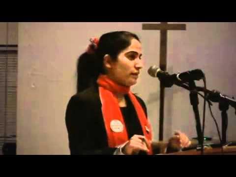 Afghan Activist Malalai Joya Speaks in Minneapolis