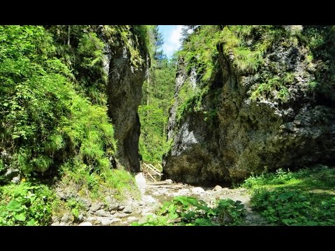 Cheile Moara Dracului - Devil's Mill Gorges (Rarau Mountains
