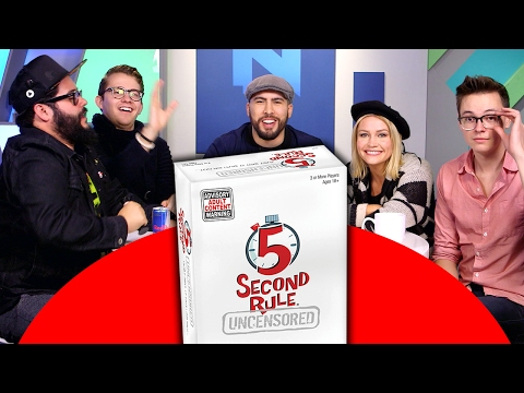 5 Second Rule: a SourceFedPlays Panic Attack!