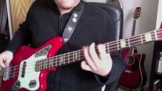 Refused - The shape of punk to come (BASS-COVER)