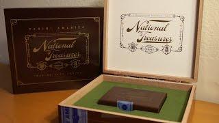 2014 Panini National Treasures Baseball Box Break! SWEET HITS!