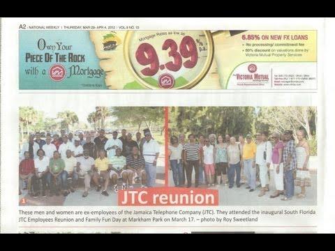 Florida Ex.JTC 2012 - Ex. Jamaica Telephone Company Emp. Reunion & Family Fun Day