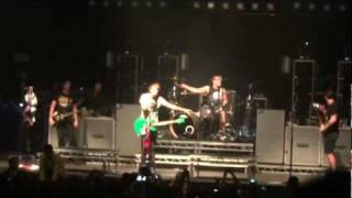 Dear Maria Count Me - All Time Low - Live In Glasgow 2012