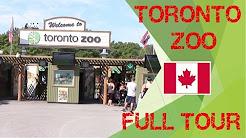 Toronto ZOO Full Tour