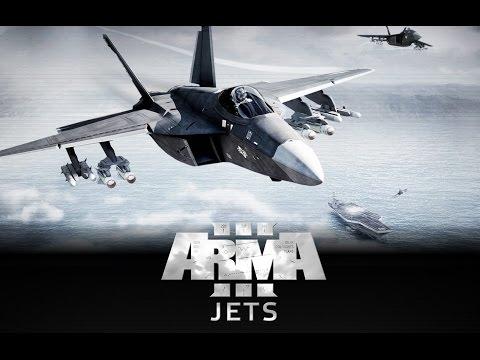 A SiC Talk: ArmA 3 - Jets DLC: Free Content Too!
