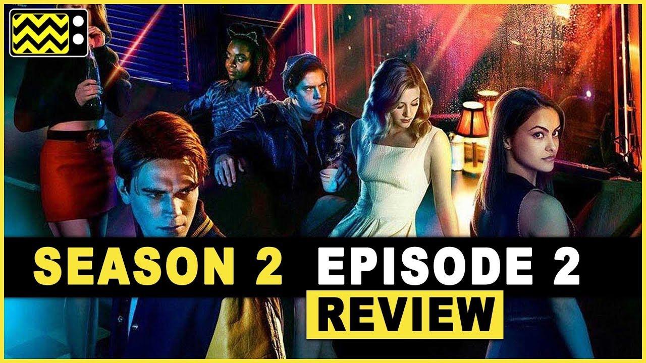 Riverdale Season 2 Episode 2 Review & Reaction   AfterBuzz TV