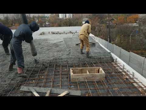 какой бетон нужен для плиты перекрытия