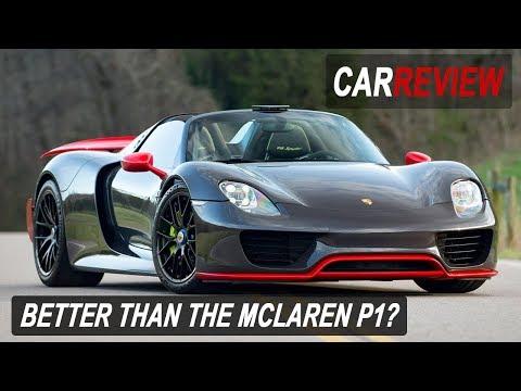 Porsche 918 Spyder review - better than the McLaren P1? | Car Review 247