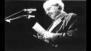 Rutger Kopland - Een tuin in de avond (live, Nacht van de Poezie)