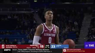Kezie Okpala Highlights vs UCLA 1319 - 22 PTS 10 REB 3 AST 2 STL