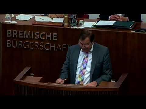 """""""Desaster der Bremer Landesbank"""" Rede von MdBB Piet Leidreiter (BIW) am 21. September 2017"""