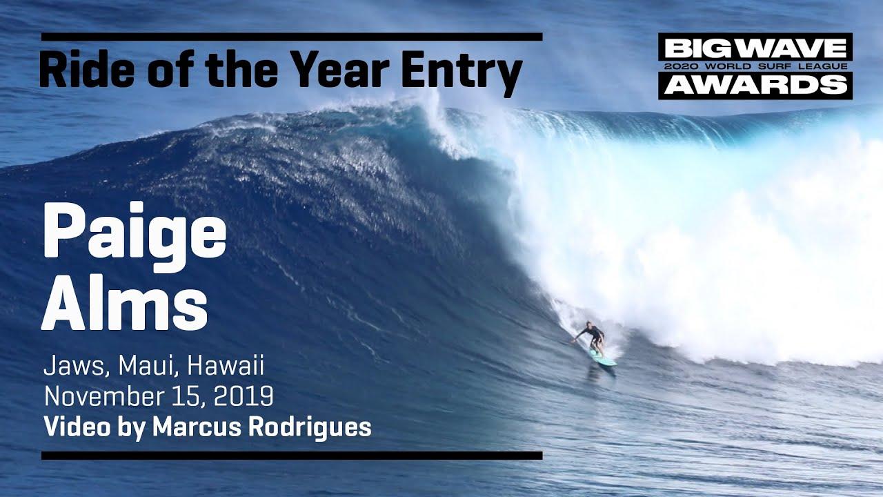 jaws big wave 2020