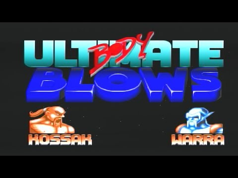 Ultimate Body Blows (1994) - Amiga CD32 Gameplay