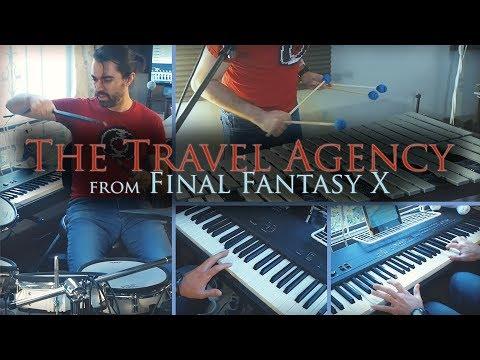 Final Fantasy X - The Travel Agency (Jazz Quartet Arrangement)