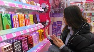 Как выбрать косметику и парфюмерию