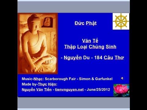 Văn Tế Thập Loại Chúng Sinh - Nguyễn Du -[Phiên-Bản-A]  -[HD-720P]