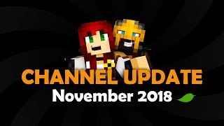 Where are the videos!? - Short Channel Update #4