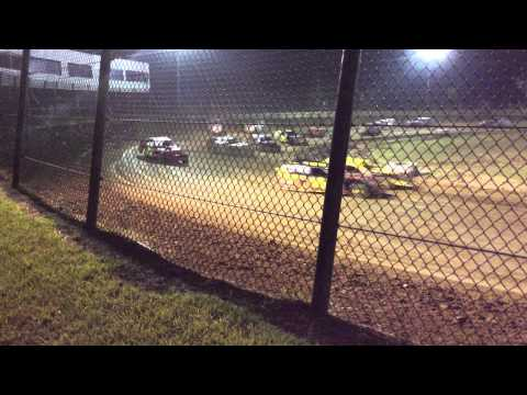 Jackson Motor Speedway - mod feature part 1 of 3   7-18-15