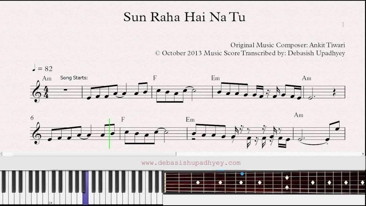 Hindi guitar chords