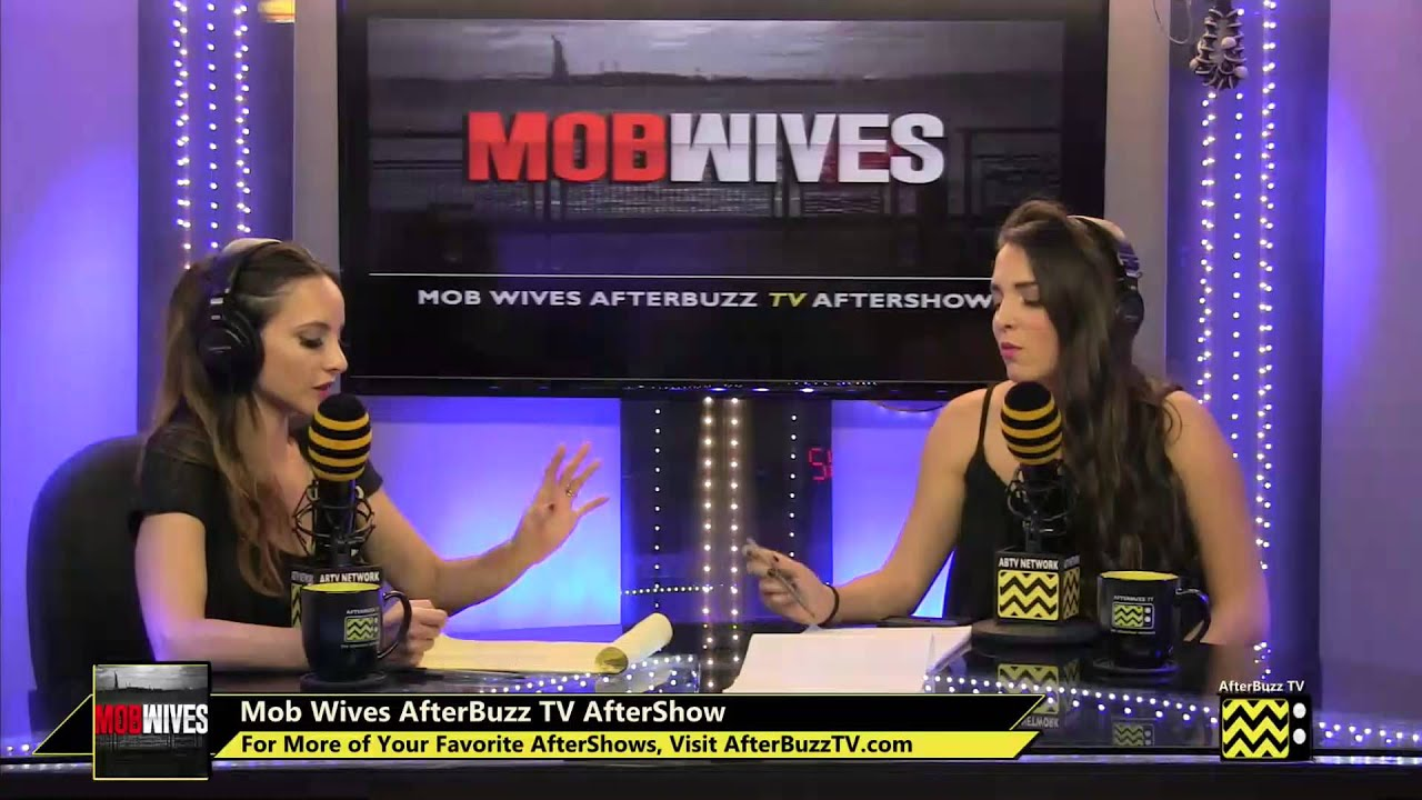 """Download Mob Wives After Show Season 4 Episode 3 """"You Smell Delicious"""" 
