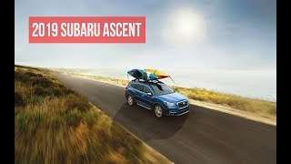 2019 Subaru Ascent |Shall We Call It As Ultimate or Biggest Ever! | Features|Exterior|Interior