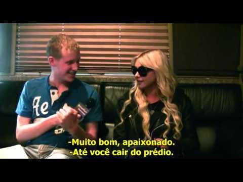 Entrevista da The Pretty Reckless para o Bryan Stars em 2012 (legendado)