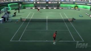Top Spin 2 Xbox 360 Trailer - Trailer