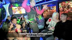 Party Bus Rental Las Vegas; Party Tours Las Vegas