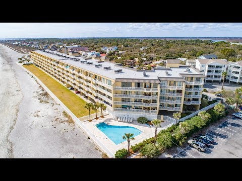 322 Charleston Oceanfront Villas - Folly Beach, South Carolina Vacation Rental