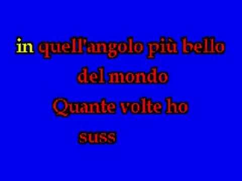 Fred Buscaglione - Buonasera Signorina (Karaoke)