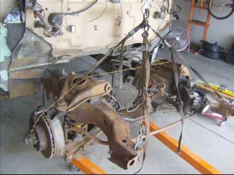 56 Ford F100 Street Rod Truck Project Part 2