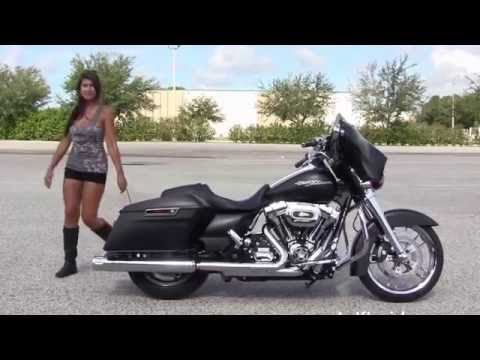 Used 2014 Harley Davidson Street Glide Motorcycles for sale