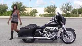 Used 2014 Harley Davidson Street Glide Motorcycles For Sale Craigslist Youtube