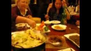 Au restaurant chinois l