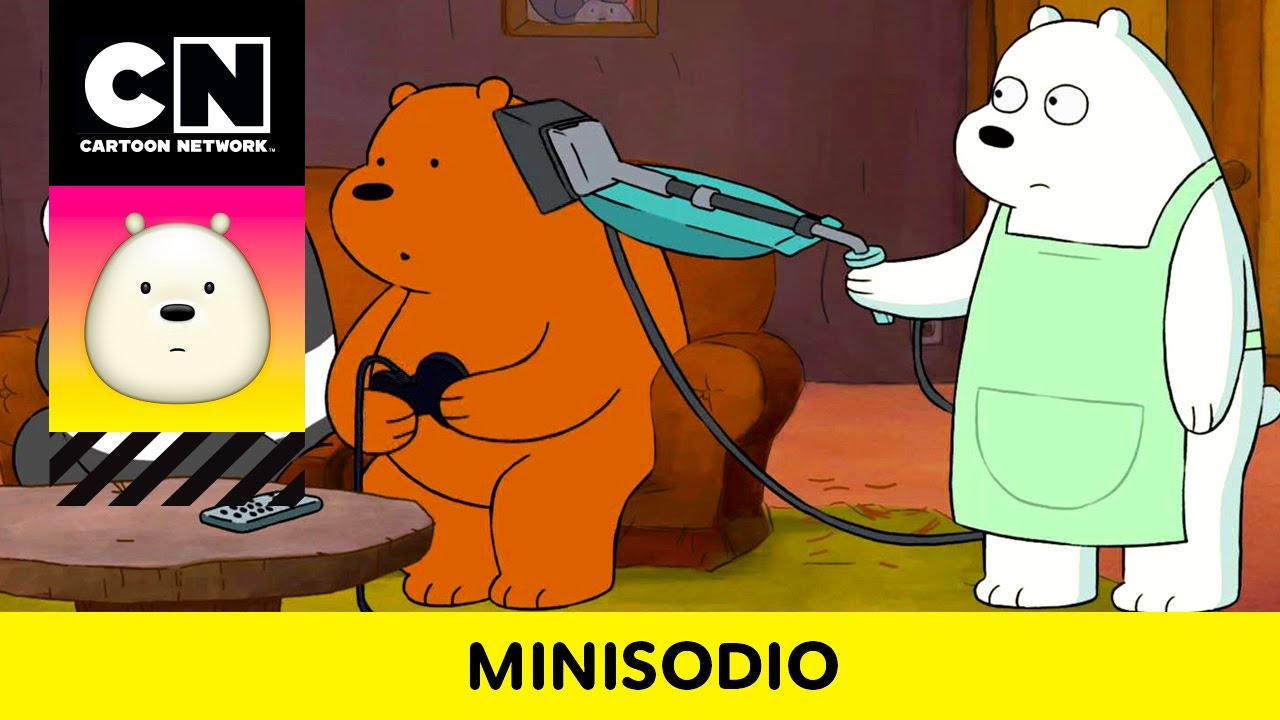 Oso limpiador | Escandalosos | Minisodio | Cartoon Network