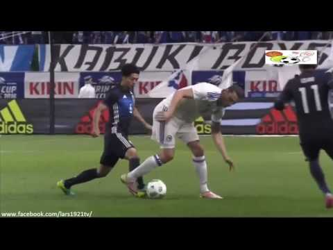 Kirin Cup 2016 Final - Bosnia and Herzegovina vs Japan
