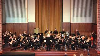 Albright College Symphonic Band Performs Air and Dance