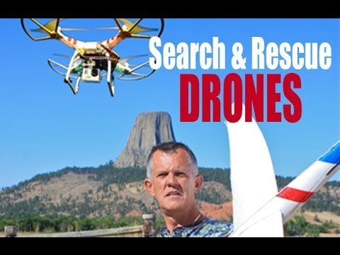 SARDrones - Search and Rescue Drones