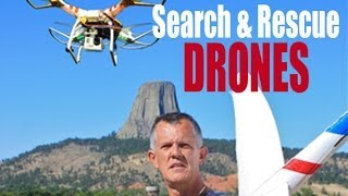 SARDrones - Search and Rescue Drones