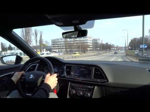 2017 SEAT Leon CUPRA ST 300 4Drive 4x4 TEST DRIVE [Jazda Próbna] Testowa PL