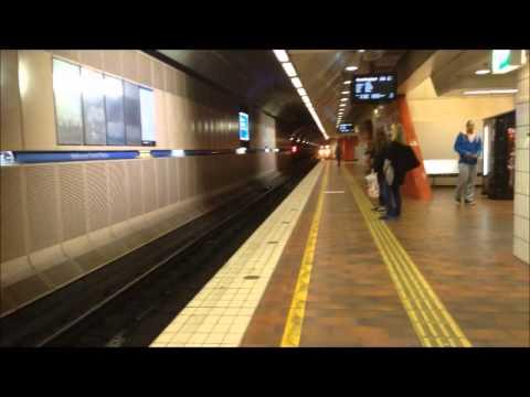 Melbourne Railway Vlog 5: Melbourne Central