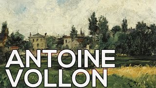 Antoine Vollon: A collection of 76 paintings (HD)