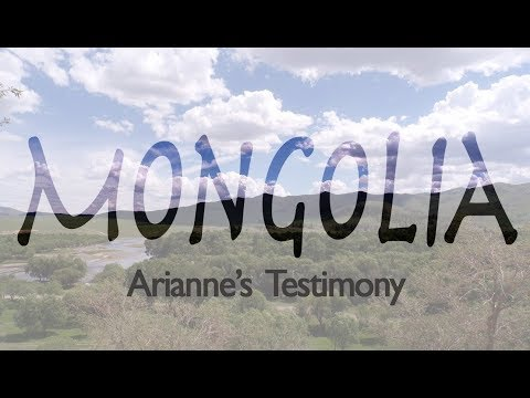 Arianne — Mongolia Trip Interview