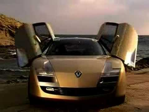 2006 Renault Altica Concept Car Promotional Video Youtube