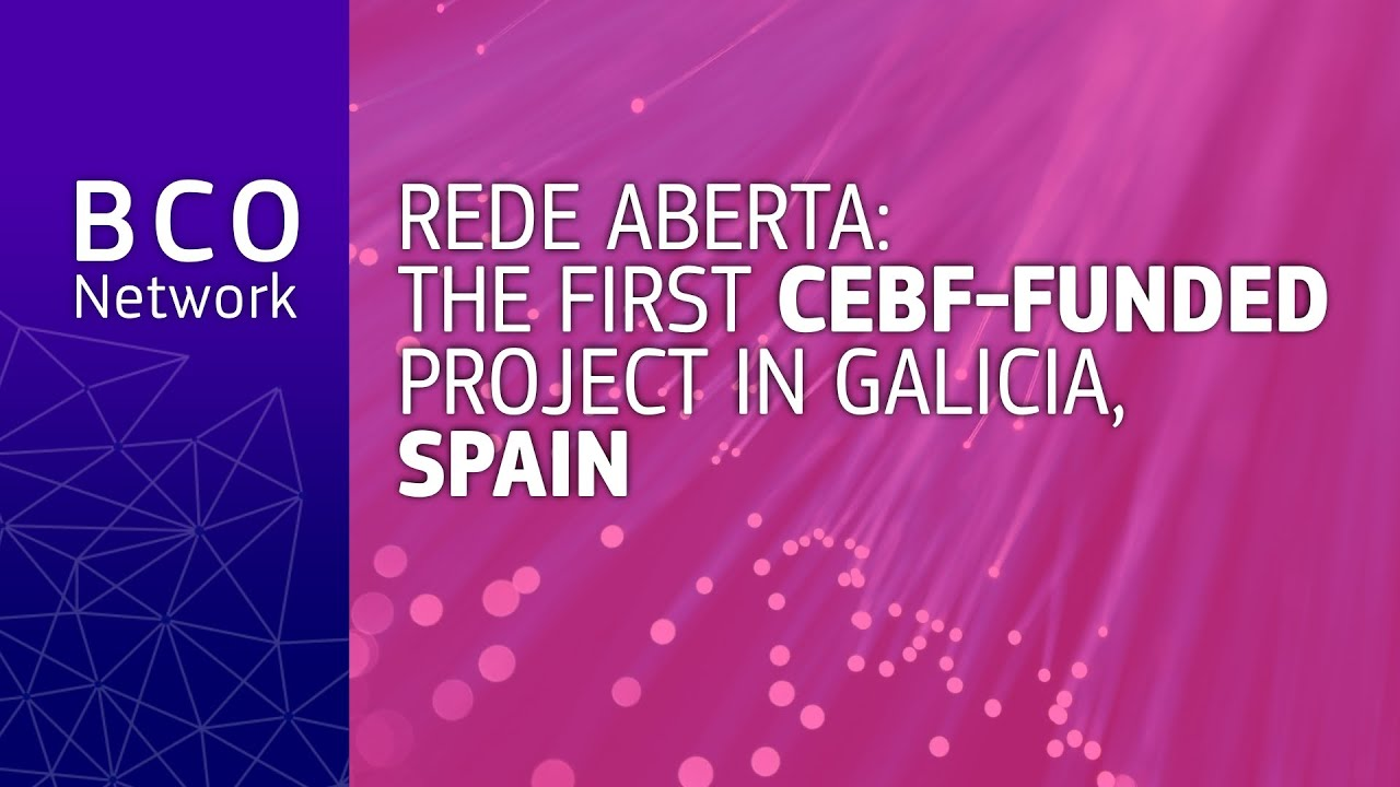 Rede Aberta - The First CEBF-funded project in Spain