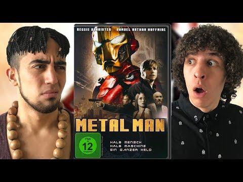 METAL MAN - Die schlechteste MARVEL-Imitation der Welt!