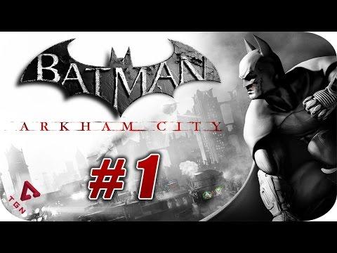 Batman Arkham City - Gameplay Español - Capitulo 1 - 1080p HD