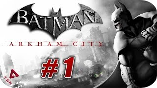 Batman Arkham City - Gameplay Español - Capitulo 1 - 1080p HD