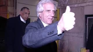 Astori destacó el estado de ánimo del presidente Vázquez pese a su situación de salud
